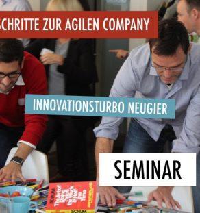 Seminar Agile Innovationsturbo Neugier